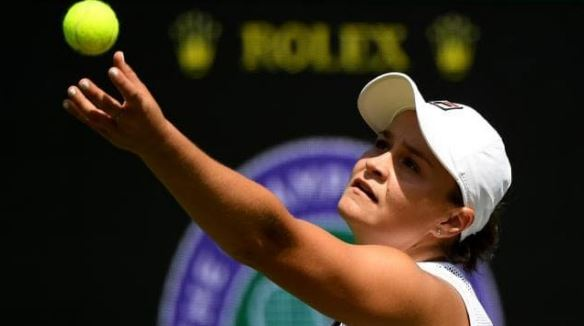ash barty tennis player